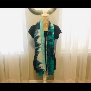 """Accessories - """"Blue Waves"""" Scarf 🌊"""